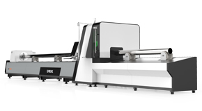 LF60M Automatic tube material fiber laser                                 cutting machine