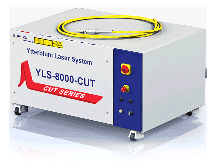 12000W IPG Fiber Lasers Source